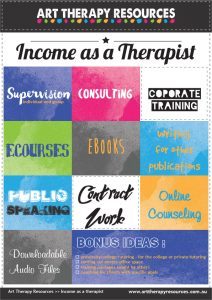 Income as a Therapist