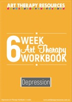 6 Week Art Therapy Depression Workbook