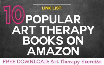 How to Read a Book + 10 Art Therapy Books