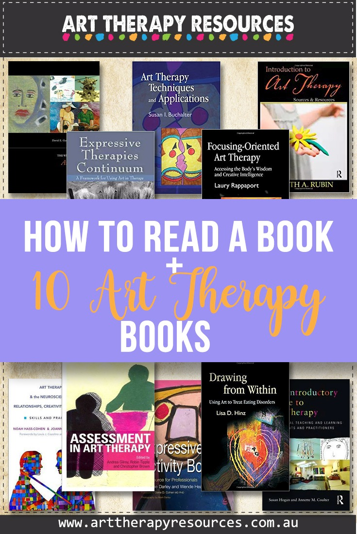 Art Therapy Books