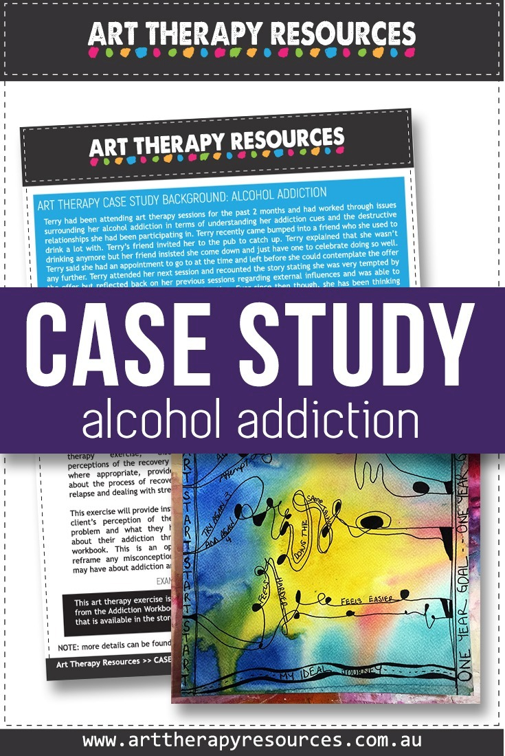 Art Therapy Alcohol Addiction