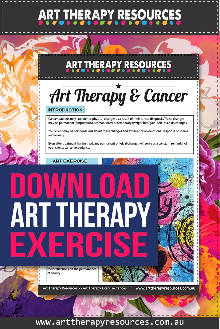 Art Therapy Case Study Cancer