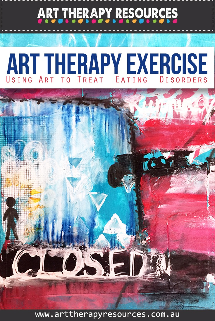 Art Therapy Exercise Defense Mechanisms