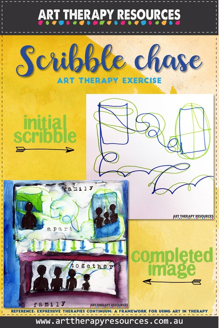Scribble Chase Exercise