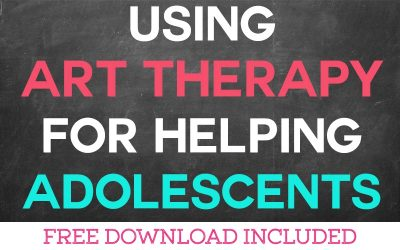 Art Therapy For Adolescents