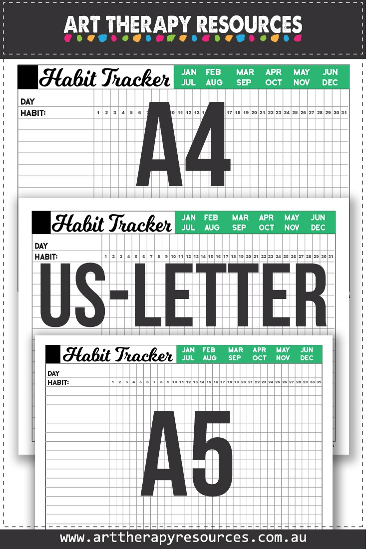Free Habit Tracker Template