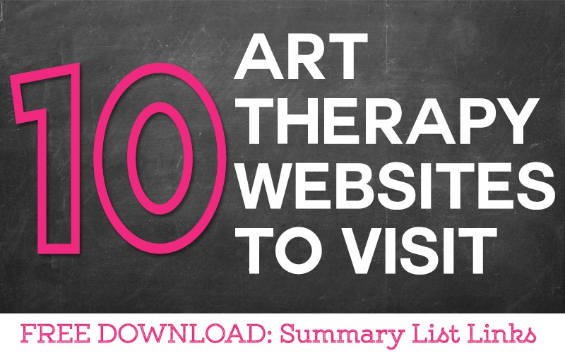 10 Useful Art Therapy Websites to Visit