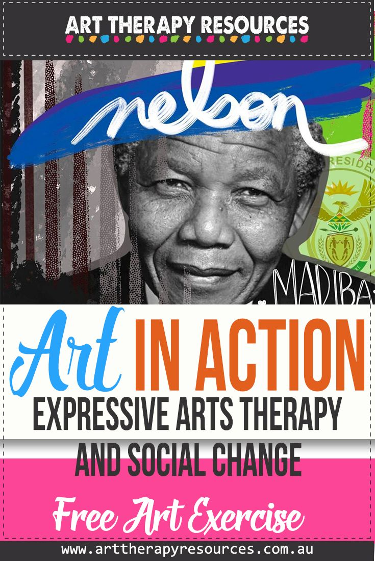 Arts Therapy and Social Change Exercise