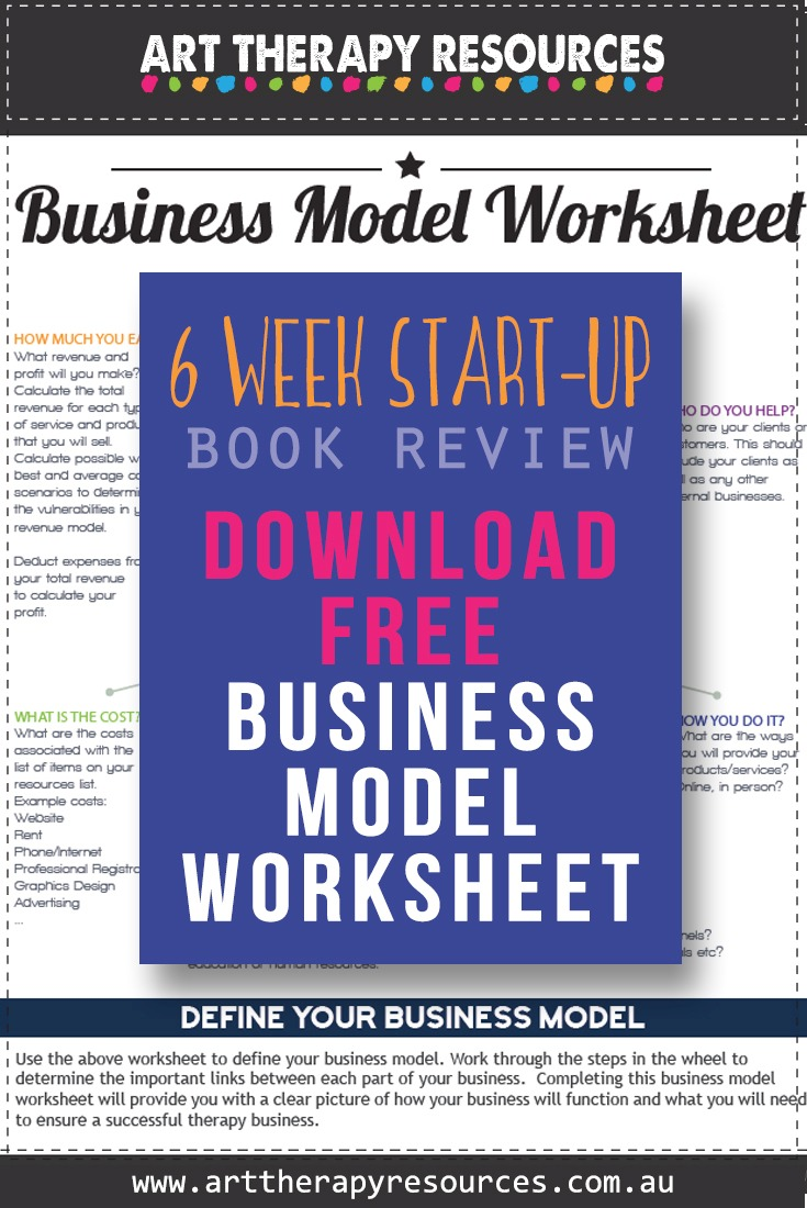 Business Model Worksheet