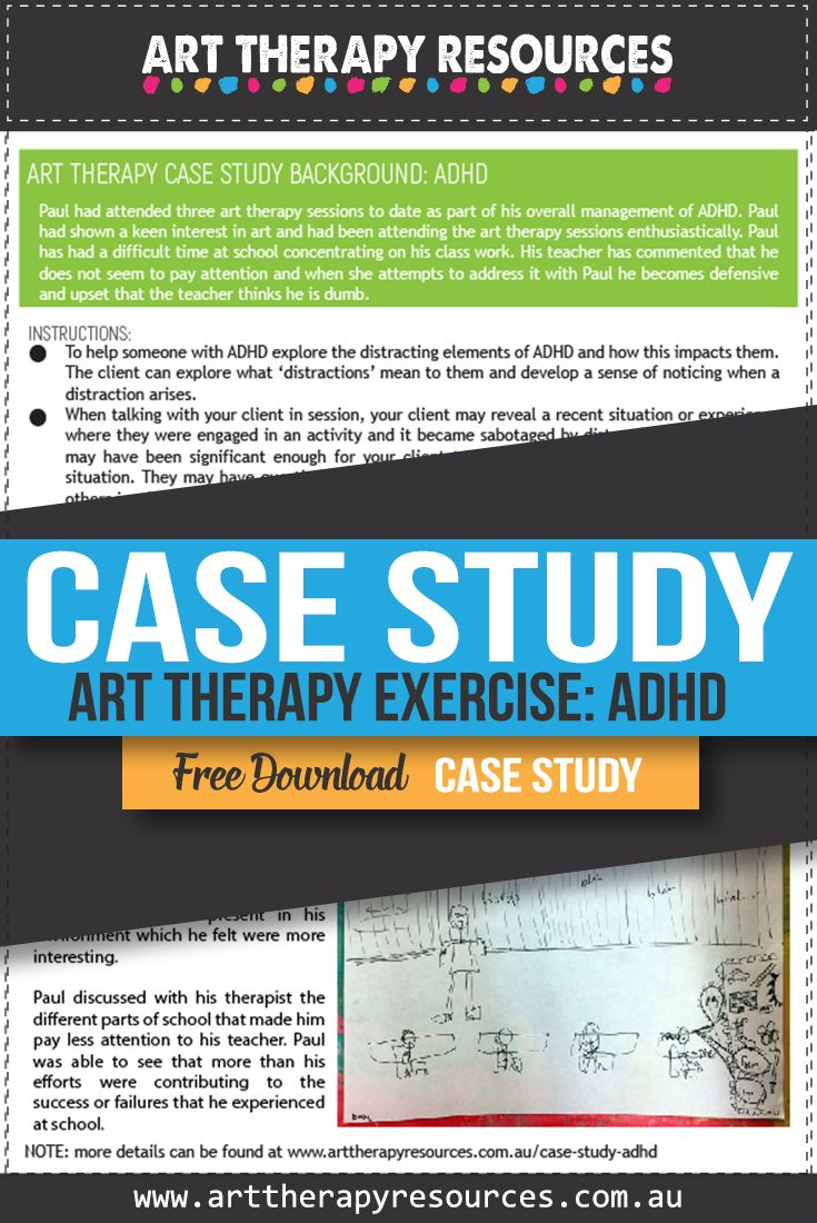 Art Therapy and ADHD