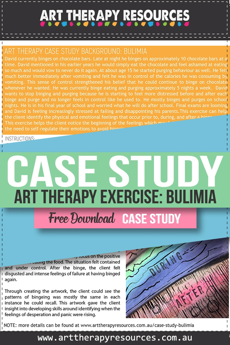 Art Therapy and Bulimia