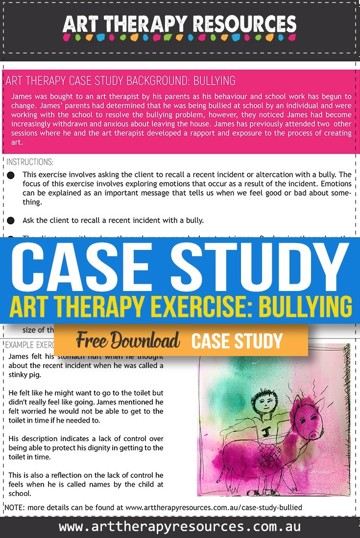 Art Therapy and Bullying