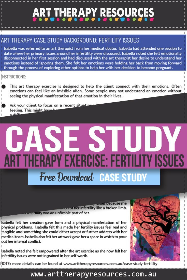 Art Therapy and Fertility