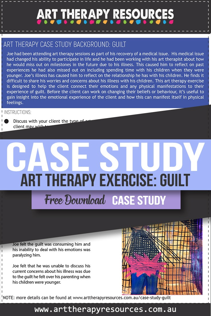 Art Therapy and Guilt