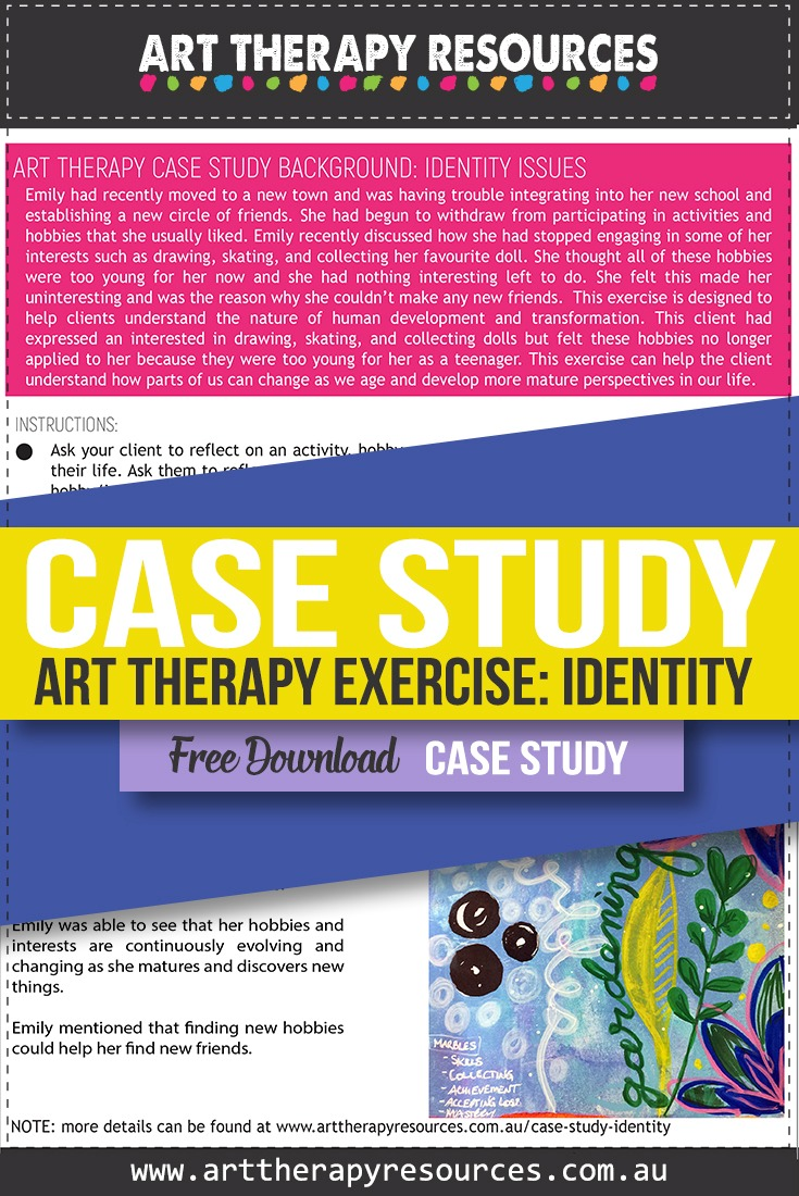 Art Therapy and Identity Issues