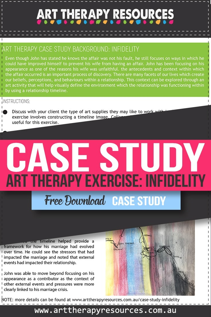 Art Therapy and Infidelity