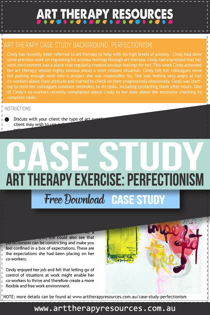 Art Therapy and Perfectionism