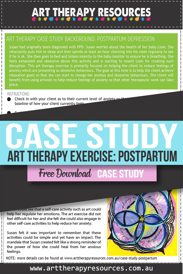 Art Therapy and Postpartum Depression