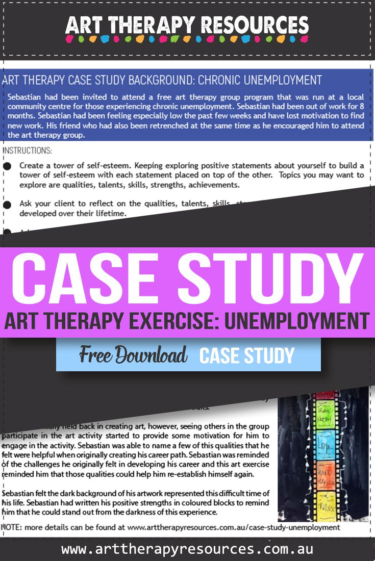 Art Therapy and Unemployment