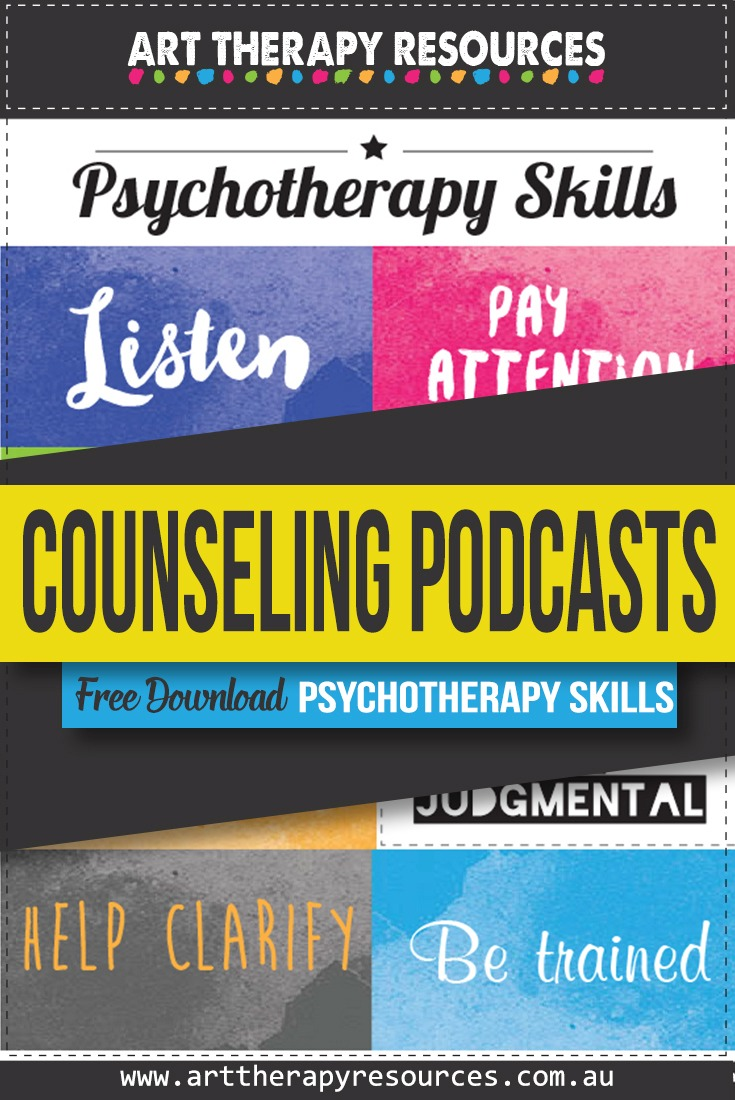 10 Useful Counseling Podcasts