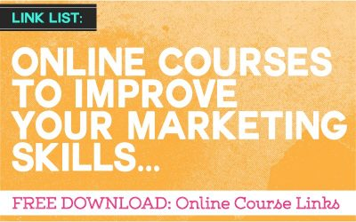 Online Marketing Courses to Improve Your Marketing Skills