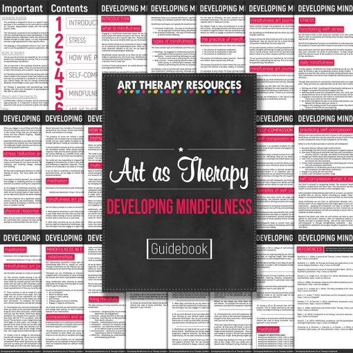 Developing Mindfulness with Art Therapy