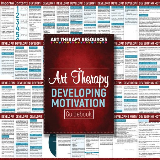 Art Therapy Guidebook Developing Motivation