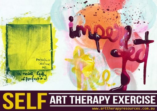 Developing the Self with Art Therapy
