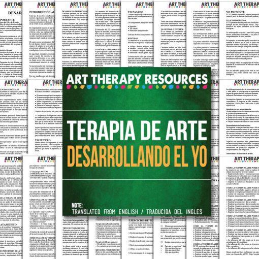 Terapia de Arte – Desarrollando el YO