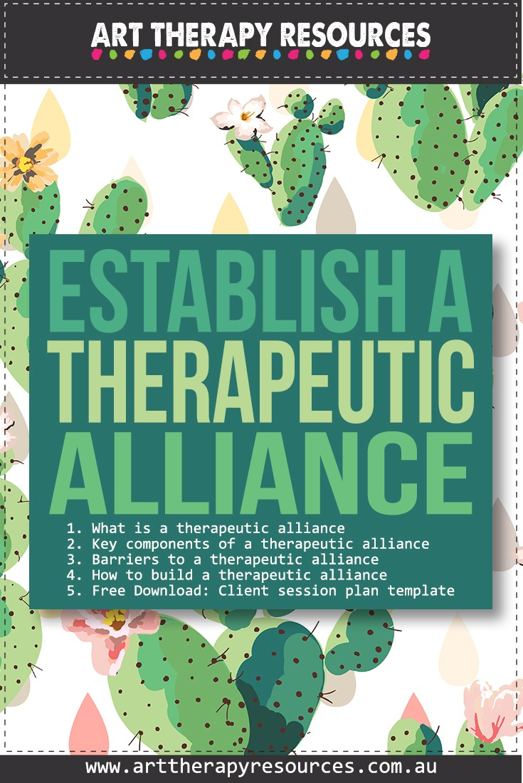Client Therapeutic Alliance