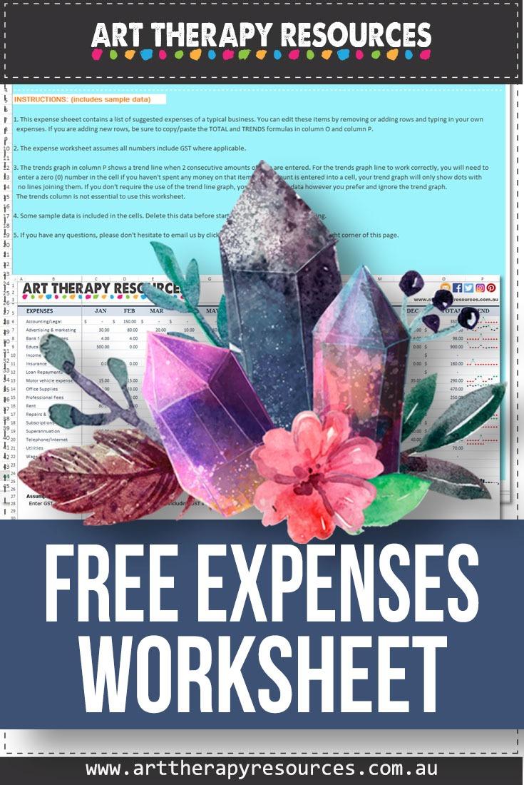 Free Excel Expense Spreadsheet