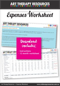 Free Expenses Worksheet