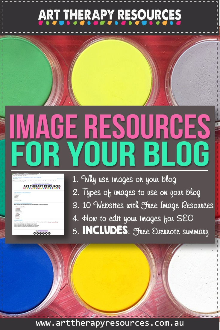 Image Resources for Blogging
