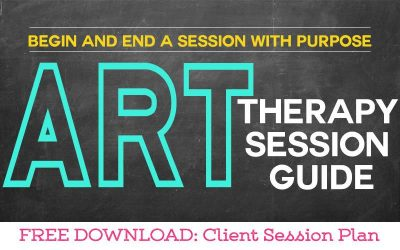 How to Begin and End an Art Therapy Session Effectively