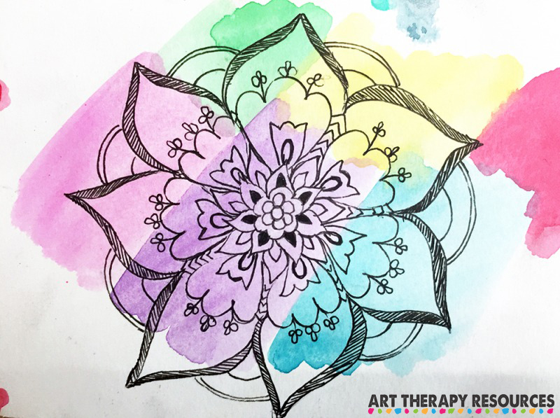 Art Therapy Exercise