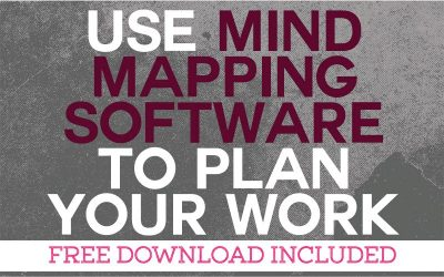 Using Mind Mapping Software to Plan Your Work