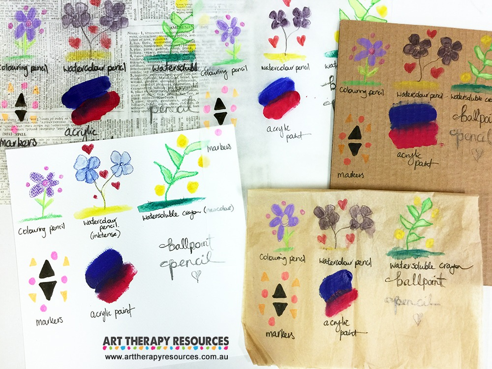 Art Therapy Paper