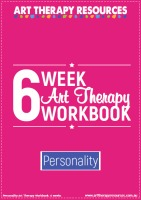 6 Week Art Therapy Personality Workbook