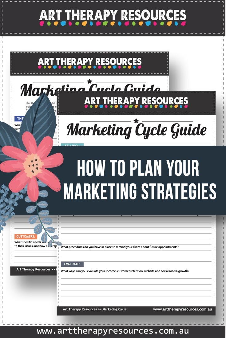 Plan Marketing Strategies