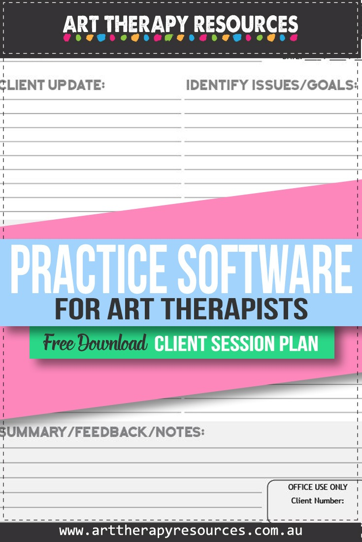 Practice Management Software to Use as an Art Therapist