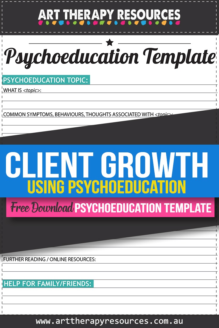 Psychoeducation for Your Client's Growth