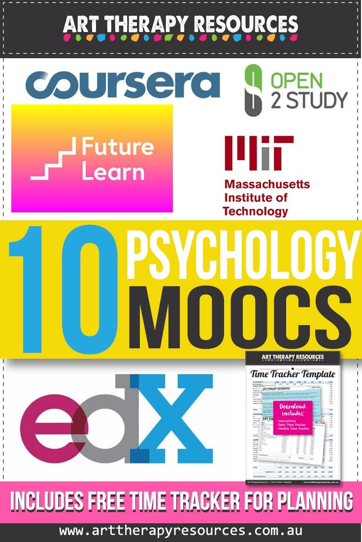 Psychology MOOC's