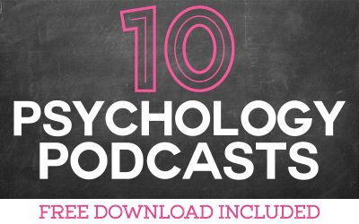 10 Useful Psychology Podcasts