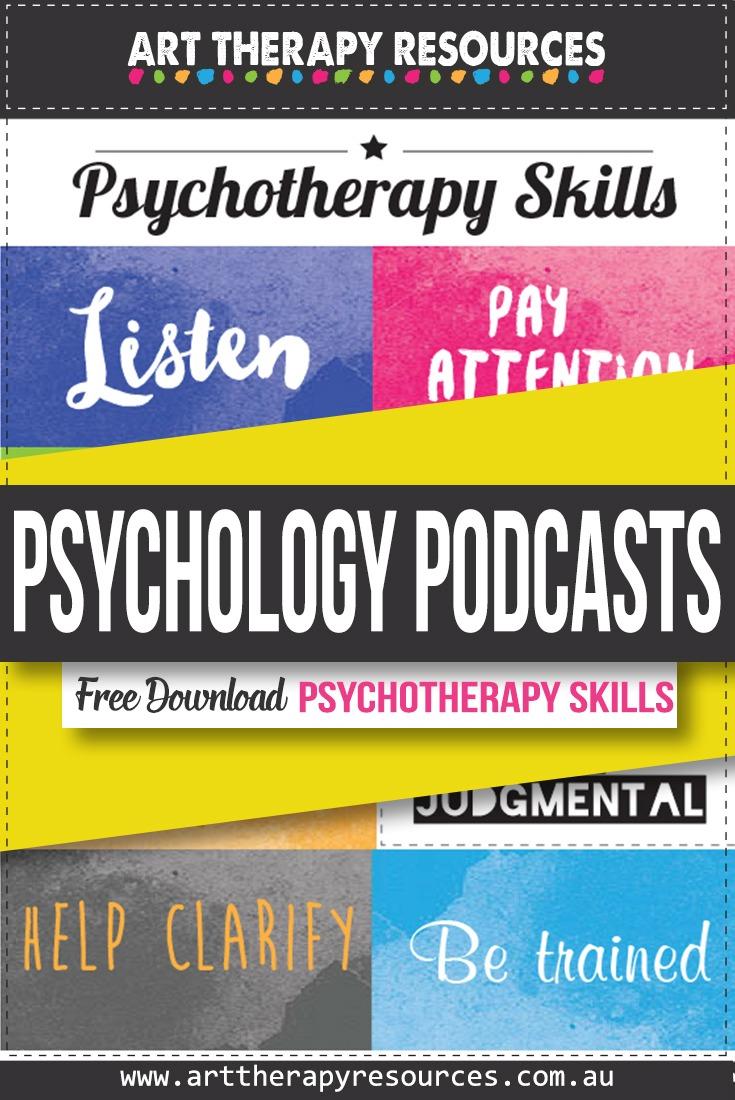 10 Useful Psychology Podcasts
