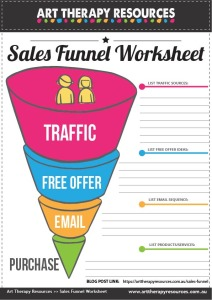 Sales Funnel Worksheet