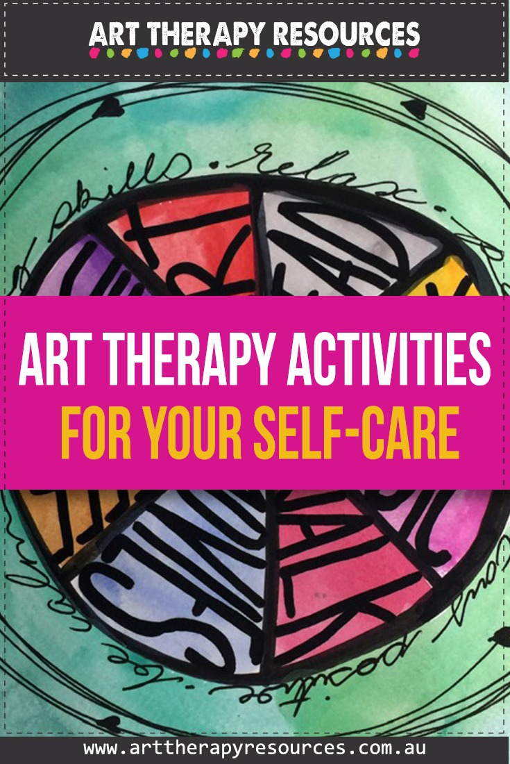 Self-care Art Therapy Activities