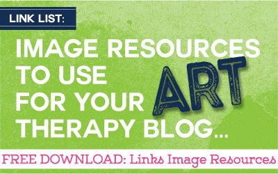 Link List: Image Resources to Use For Your Art Therapy Blog
