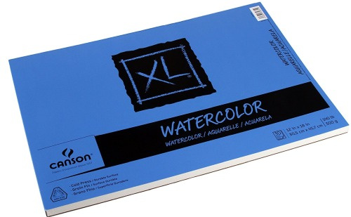 XL Watercolour Pad